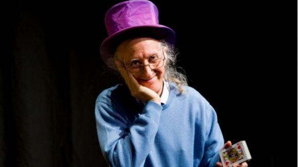 El clàssic de la màgia Juan Tamariz torna al Teatre-Auditori
