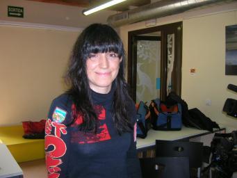 Judith Colell participa a les eleccions a la presidència de l'Acadèmia de Cinema espanyola