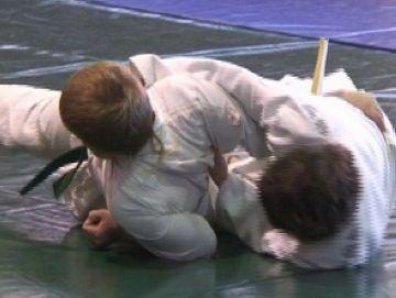 El judo omple el Pav-1