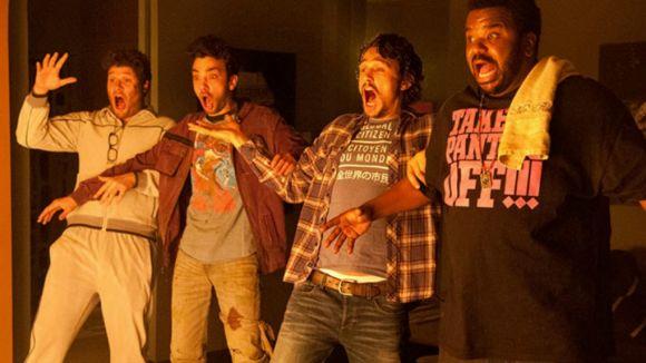 La festa arriba al cinema amb 'Juerga hasta el fin'
