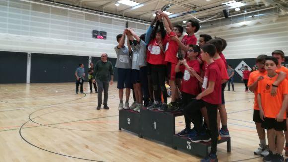 El Joan Maragall guanya el Campionat de Catalunya 'Jugant a l'Atletisme' masculí i femení