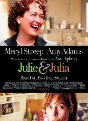 Cartell de 'Julie y Julia'
