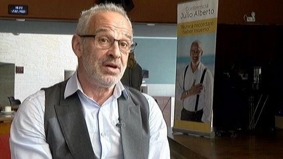 Julio Alberto: 'El futbol em va escollir a mi, jo volia ser ciclista'