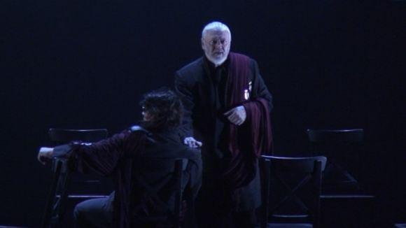 L'ànsia del poder de 'Julio César' commou el Teatre-Auditori