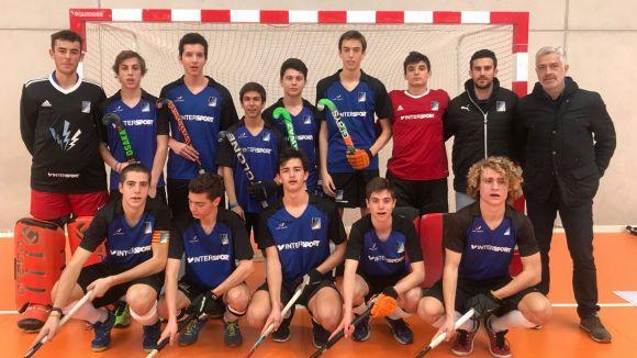 Els juvenils del Junior acaben el Campionat d'Espanya d'hoquei sala en última posició