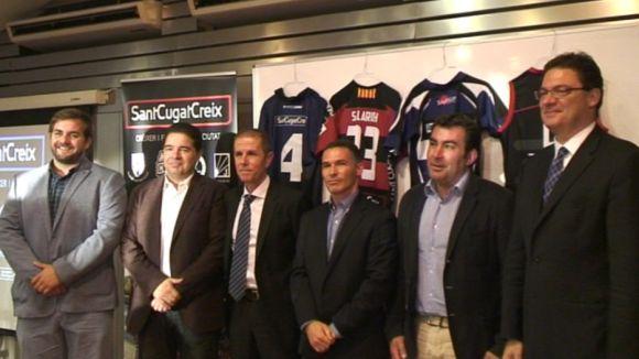 SantCugatCreix assumeix el cost del DSV-Club Volei Sant Cugat a la Copa