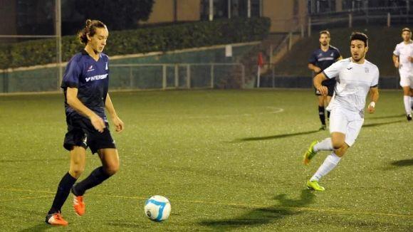 Un gol del Junior en el temps afegit serveix per empatar davant el Bellvitge en un partit gris dels locals
