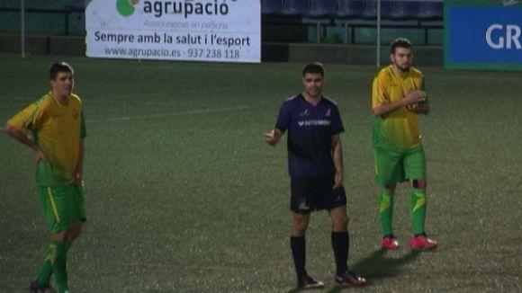 El Junior es retroba amb la victòria amb un gol de Xavi Soler contra l'Atlètic Prat Delta