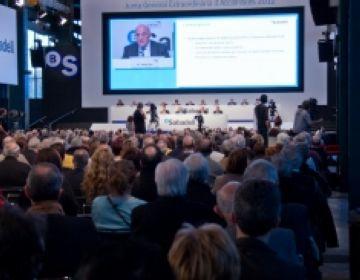 La junta ha tingut lloc a la Fira de Sabadell / Font: Banc Sabadell