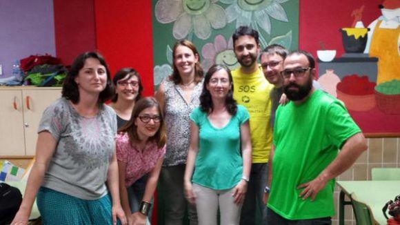 Carme Roca, reelegida presidenta de la Coordinadora d'AMPA de Sant Cugat
