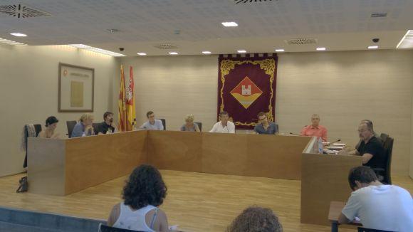 L'oposició de l'EMD critica la cessió d'uns terrenys a l'Ajuntament