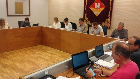 La CUP-PC critica l'augment del cost de les obres de Mas Fuster, del camí de la Salut i del nou pàrquing