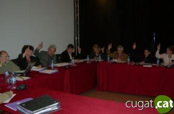 El govern de l'EMD acusa CiU-Actuem de 'prevaricació' per rebaixar els sous dels càrrecs