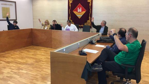 La junta de veïns de Valldoreix aprova per unanimitat el rebuig a l'aplicació del 155