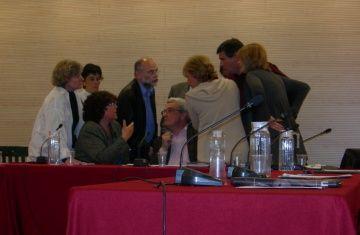 Govern i oposició de l'EMD acorden una vinculació parcial de partides, que obre la porta a les negociacions pel pressupost del 2010