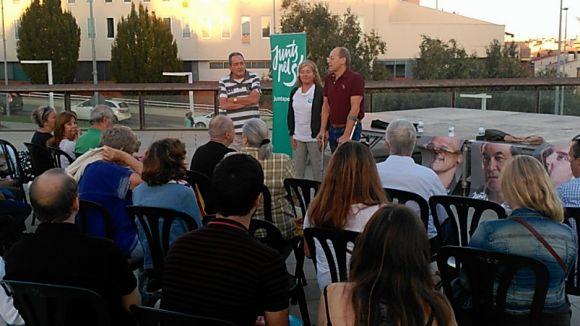 Ponsa (JxSí): 'La campanya de la por contra la independència és indigna i roïna'