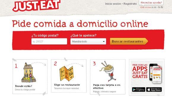 Una quinzena de restaurants de Sant Cugat s'apunten al Just Eat