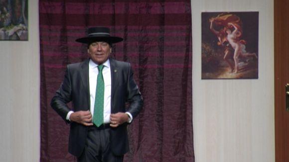 Justo Molinero porta els seus oients al Teatre-Auditori amb un cant a la vida