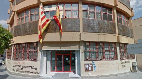 Exterior dels jutjats de Rubí / Foto: Google Maps