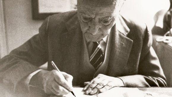Pessarrodona homenatja J.V. Foix