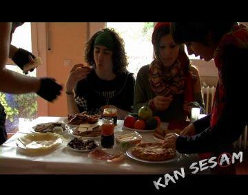 Fotograma del curtmetratge 'Kan Sèsam'