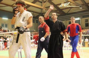 El CKSC, present al Torneig de Karate Eduardo Cifuentes