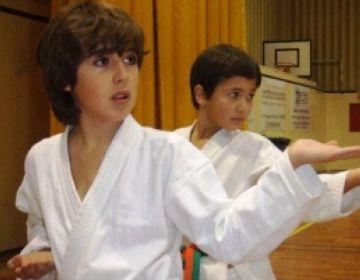 Karate al 'Sobre Rodes'