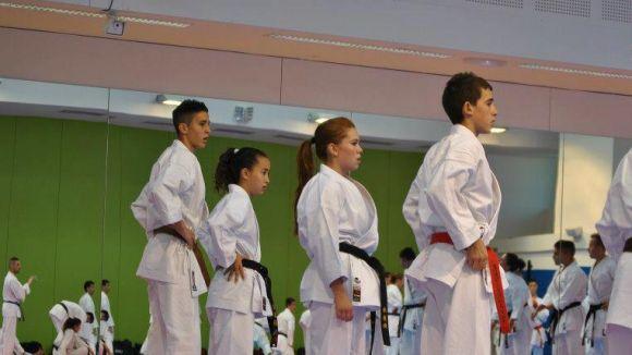 El Torneig de Karate Infantil de l'Hospitalet, pròxim repte del Karate Sant Cugat