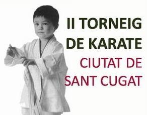 Sant Cugat s'omplirà de karateques