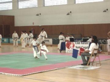 Èxit del Club Karate Sant Cugat al Campionat de Catalunya