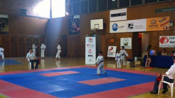 El torneig de karate Ciutat de Sant Cugat introduirà petits canvis de format