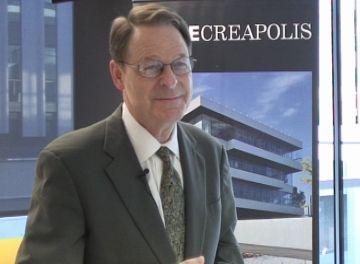 Ken Morse: 'Sant Cugat és un lloc clau per a la innovació'