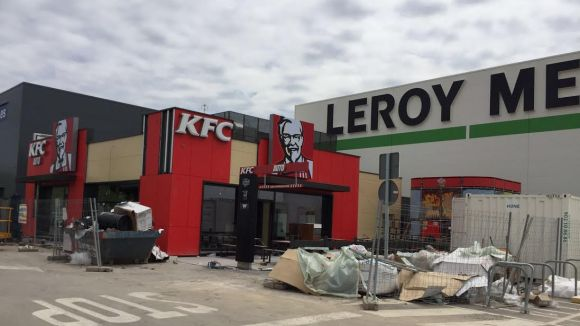 El KFC obrirà portes a la carretera de Rubí