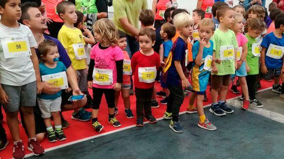 Nadal: Cursa infantil Sant Silvestre Kids
