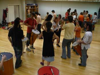 Karabassà es presenta en societat amb un dia dedicat a la percussió