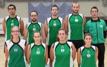 El Korfball Club Sant Cugat aconsegueix la permanència