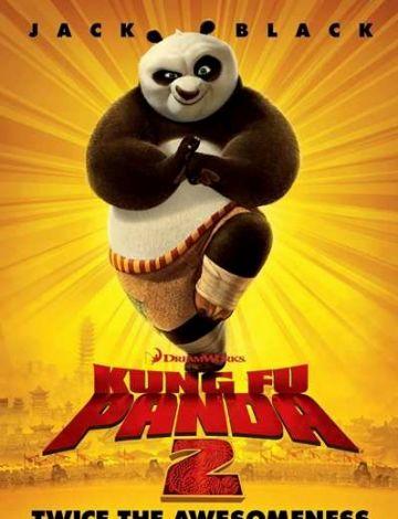 El film d'animació 'Kung Fu Panda 2', principal novetat a la cartellera