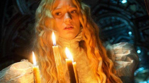 'Marte' i 'La cumbre escarlata', estrenes de cinema destacades de la setmana