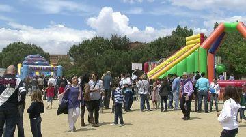 La Farga obre les seves instal·lacions a la ciutat en una multitudinària Diada Familiar