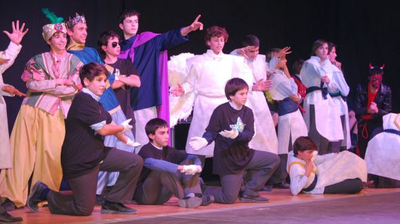 'Sis monedes de plata', el nou musical de La Farga