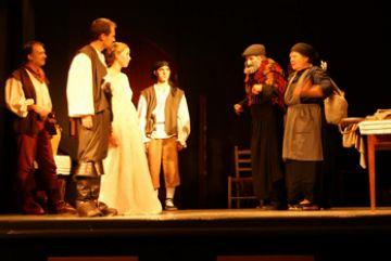 L'obra 'La filla del Carmesí', avui al teatre de Mira-sol