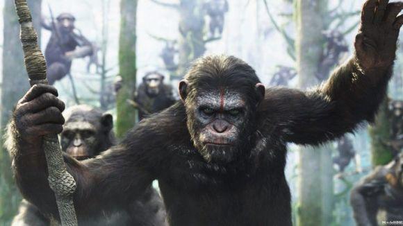 'La guerra del planeta de los simios' i 'Cars 3' arriben als cinemes de Sant Cugat