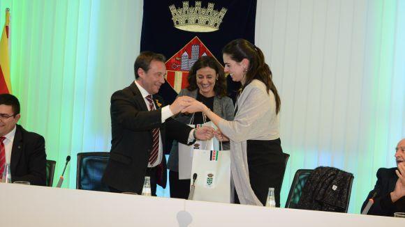Sant Cugat inicia els vincles amb La Haba i reforça els lligams amb Alba