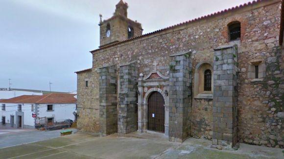 Una delegació de Sant Cugat visita La Haba per segellar l'agermanament amb el municipi extremeny
