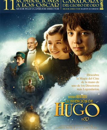 'La invención de Hugo', principal estrena de la setmana