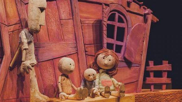 La Lina i la seva família protagonitzen la història / Foto: Teatre-Auditori
