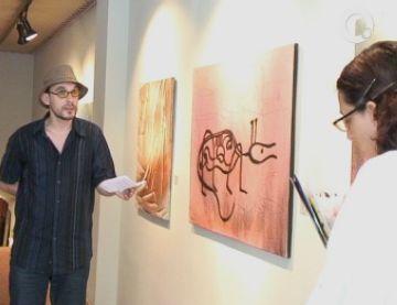La Festa de les Galeries combina l'art amb el teatre i la màgia