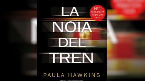 'La noia del tren', la novel·la més demanada a les biblioteques de Sant Cugat l'any passat