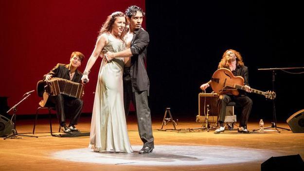 El Teatre-Auditori es convertirà en Río de la Plata amb l'actuació de La Porteña Tango
