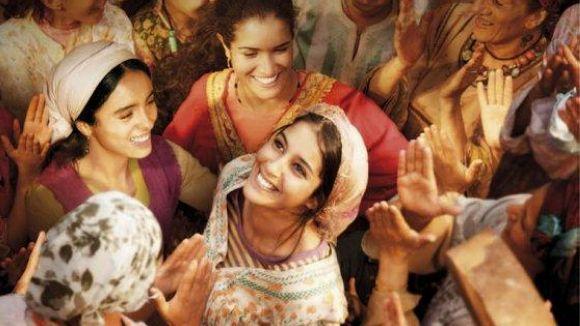 Cartell del film 'La fuente de las mujeres' que forma part del cicle de cinema